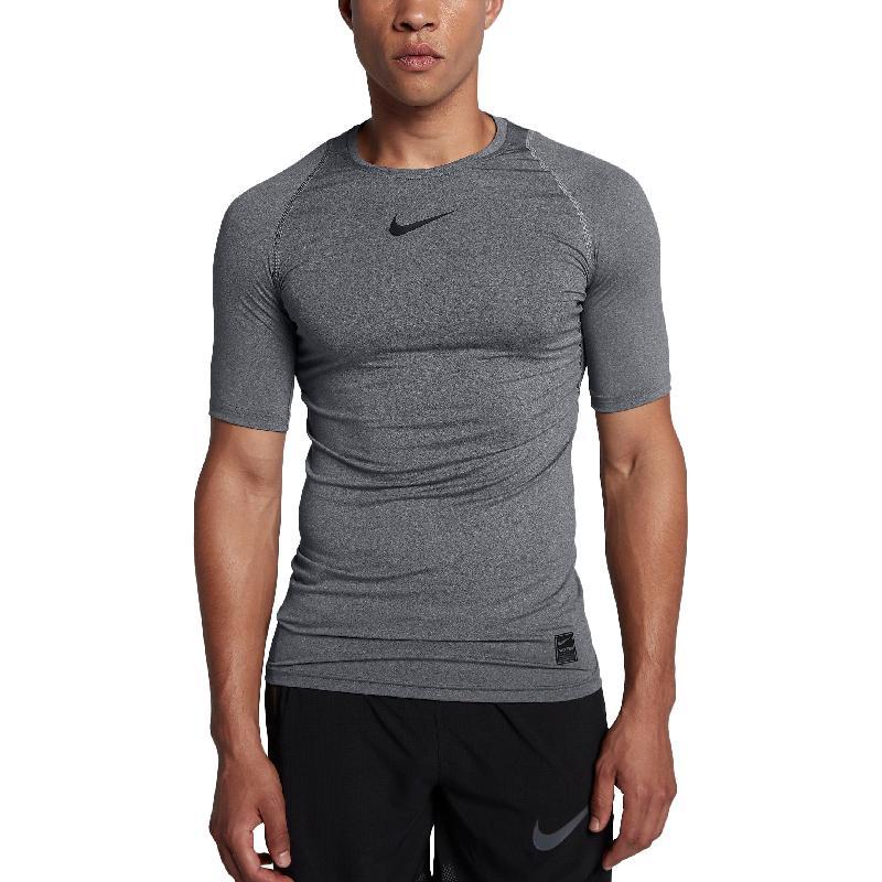 цены T-shirt Nike Pro M NP TOP SS COMP TmallFS