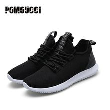 2017 New Running Shoes For Men Spring/Summer Sport Sneaker Male White Black Jogging Shoes Lightweight Gym Sneaker Size 39-44