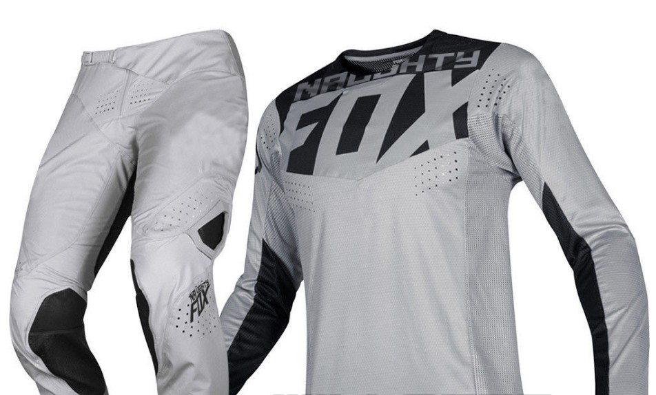 NEW 2019 NAUGHTY FOX MX Racing Mens Grey 360 Kila Dirt Bike Jersey & Pants Kit Combo ATV Offroad MX/ATV Dirt Bike