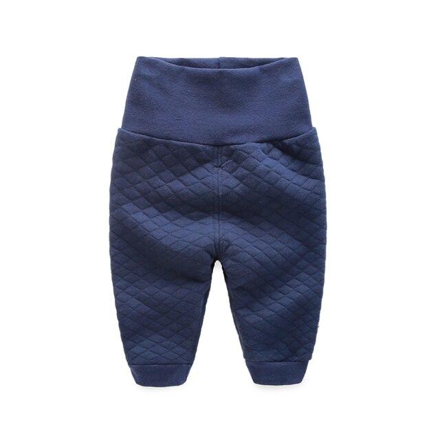 Детские брюки зимние Новорожденных хлопок брюки