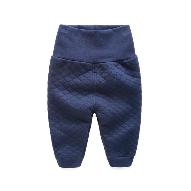 Calças de inverno calças de algodão Recém-nascidos do bebê