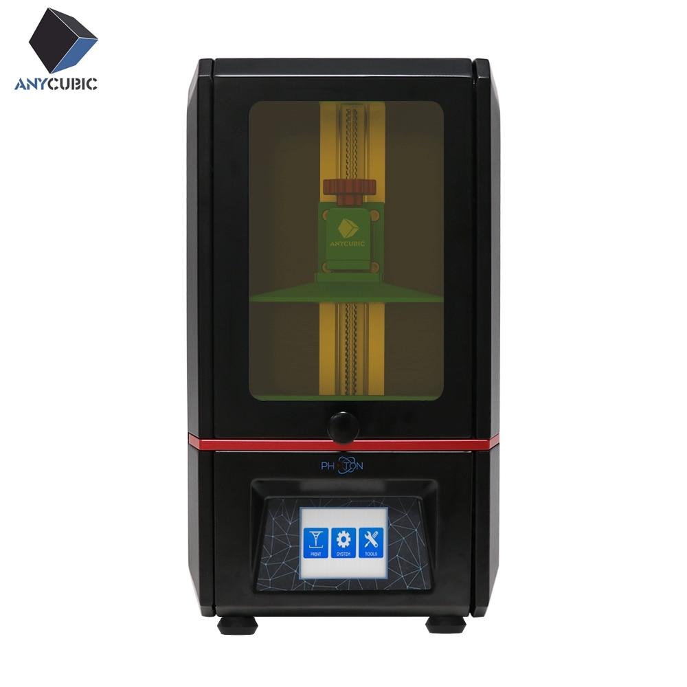 Büroelektronik MüHsam Anycubic Photon 3d Drucker Uv Sla 3d Drucker Lcd 2,8 photon Slicer Licht-aushärtung Impresora Desktop Touchscreen Imprimante 3d Spezieller Kauf