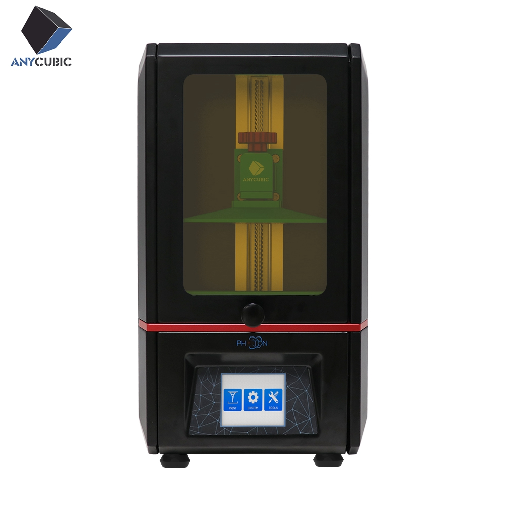 Imprimante 3d photonique ANYCUBIC Imprimante UV SLA 3D LCD 2.8 ''trancheuse photonique Imprimante 3d à écran tactile de bureau Impresora à photons