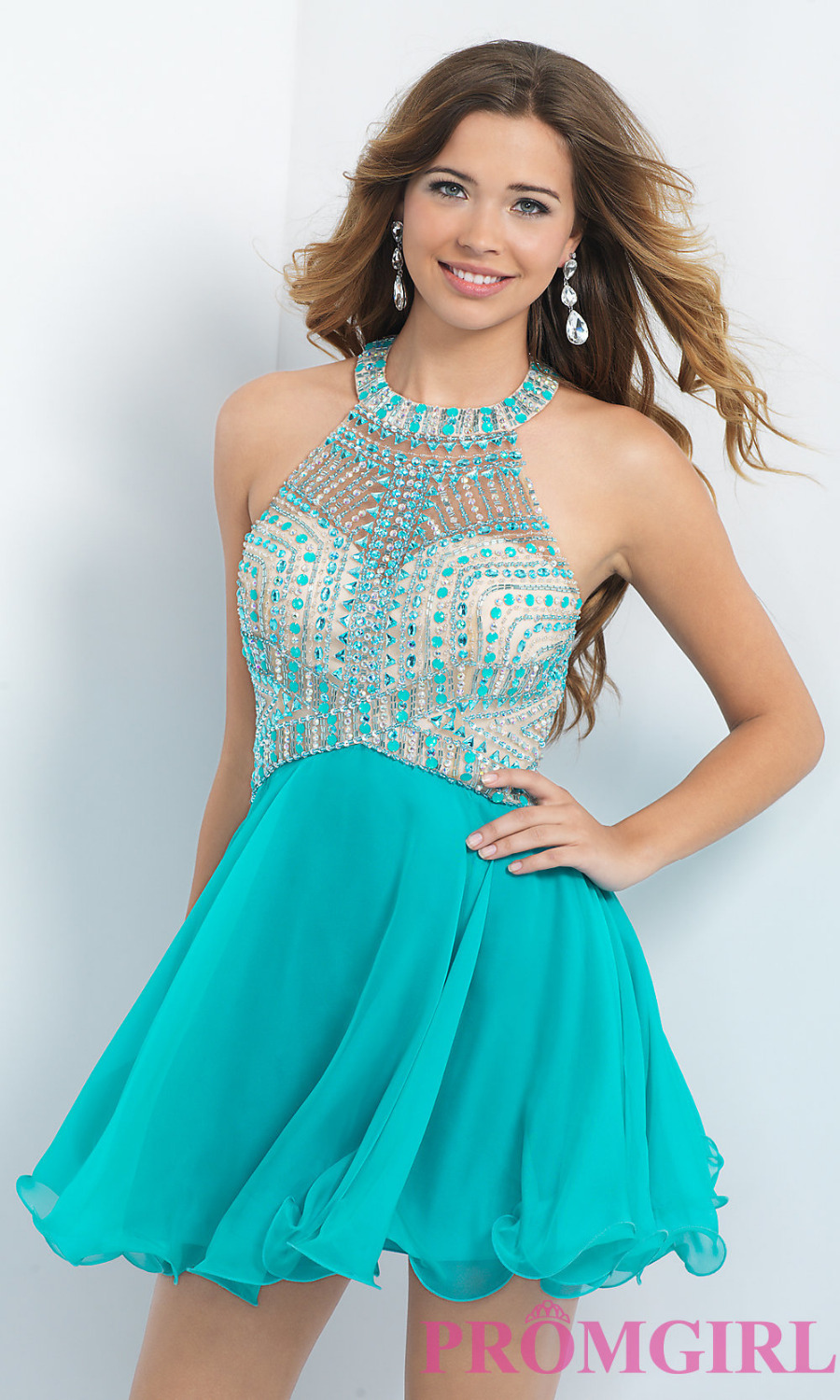 Compare Prices on Turquoise Homecoming Dresses- Online Shopping ...
