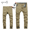 Superably Brand ripped pants men autumn winter casual pants brand design clothing high quality cotton New fashion male business
