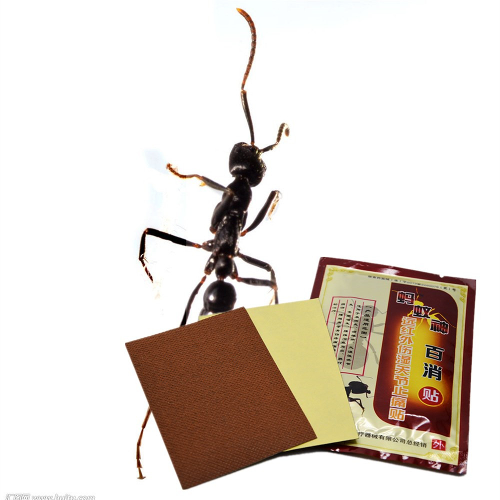 DISAAR Chinese Herbal Ant Venom Essential Oil balm Joint pain patch Neck back body relaxation killer care patches