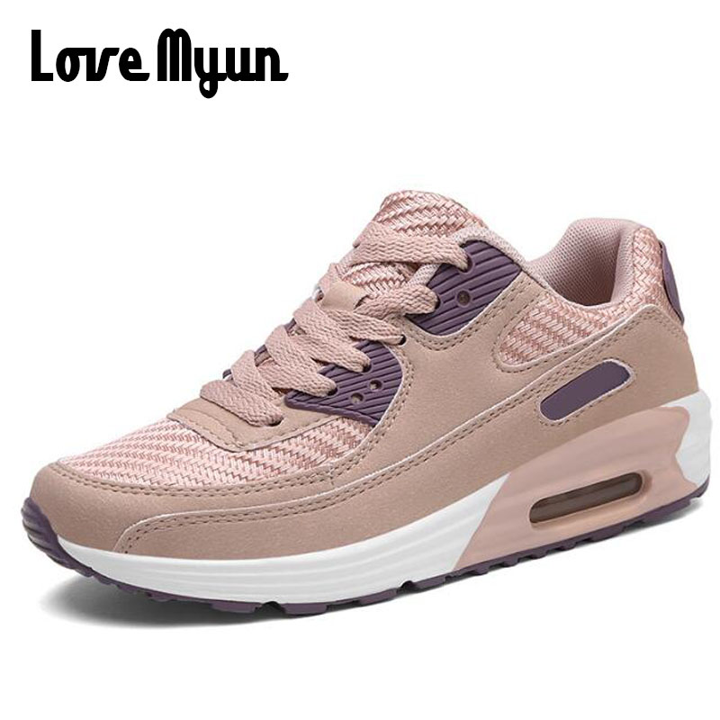 New 2018 Women Spring Sneakers Air mesh Flats shoes Lace Up Platform Breathable Fashion shoes Female Casual Ladies Shoes SC-22 fashion women casual shoes breathable air mesh flats shoe comfortable casual basic shoes for women 2017 new arrival 1yd103