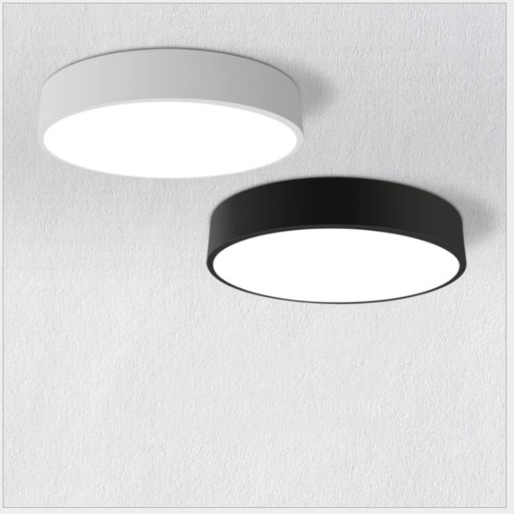 ultra-thin LED ceiling lighting ceiling lamps for the living room chandeliers Ceiling for the hall modern ceiling lamp high 5cm modern minimalist ceiling lamps led lamps lighting acrylic stars children s room warm ultra thin bedroom lamp