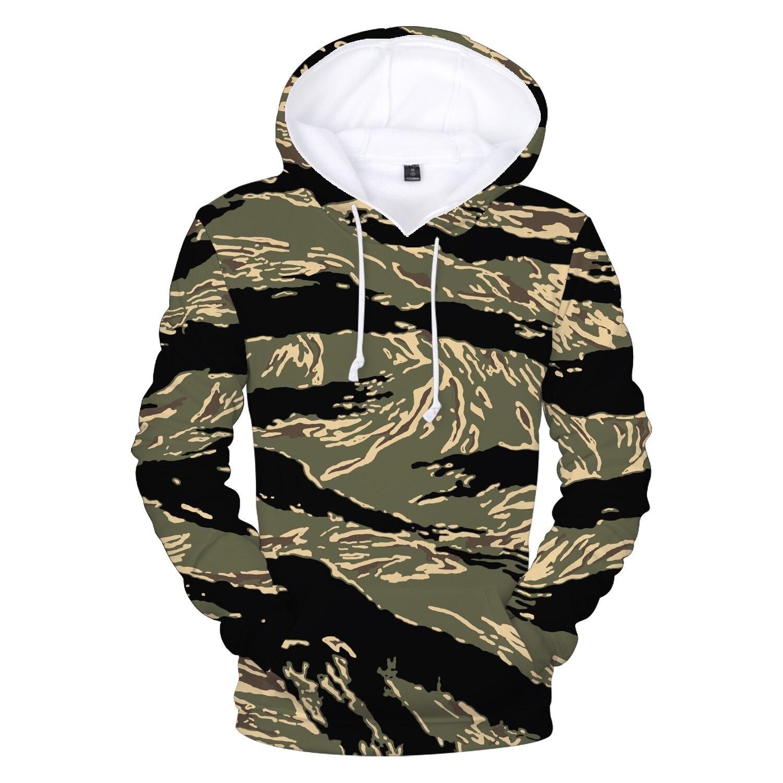 2018 Neue Camouflage 3d Druck Hoodie Sweatshirt Frauen Hoodies Hoodie Mode Hoodie Camouflage Stil Fashion Casual Top Reich An Poetischer Und Bildlicher Pracht