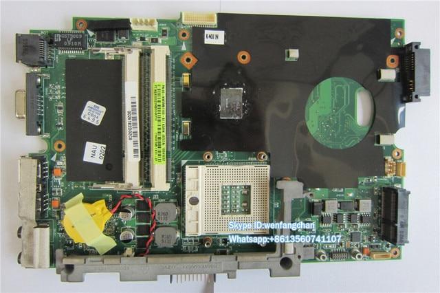 Laptop Motherboard For asus  K40IN motherboard K50IN 60-NW3MB1100-A11 69N0F3M11A11 K40IN MAIN BOARD  K40IN motherboard