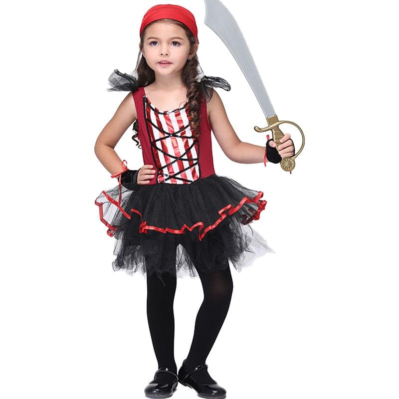 2017 Halloween Costume for Kids Pirate Sets Dress Playful ...