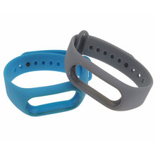 New Xiaomi Mi Band 2 Bracelet Strap Miband 2 Colorful Strap Wristband Replacement Smart Band Accessories For Mi Band 2 Silicone
