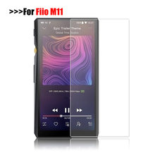 9H Premium Protective Tempered GLass for fiio M11 Pro Case Scratch-Proof Screen Protector Front Film for Fiio M11 M 11 Cover(China)