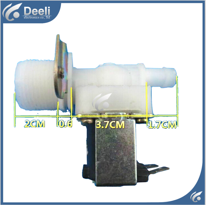 2pcs /lot new Original for Washing Machine Inlet valve solenoid valve good working FPD270A FPD180A модные футболки