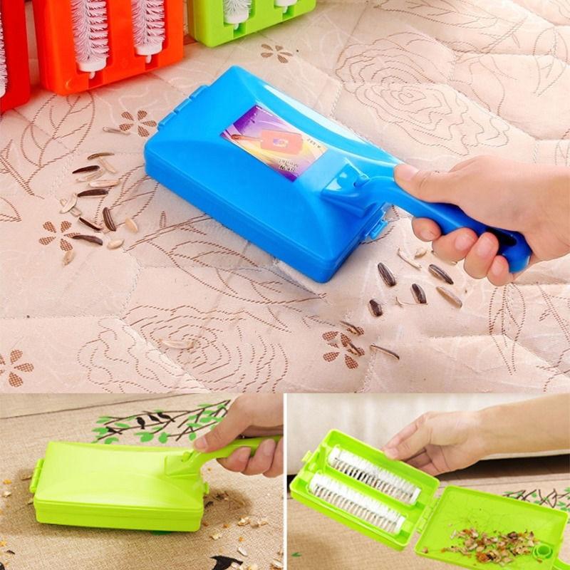 Doelbewust Keuken Cleaner Tapijt Kruimel Borstel Collector Hand Held Tafel Veegmachine Thuis