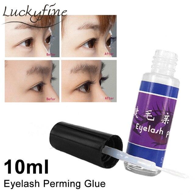 10ml Eyelash Perming No Stick Glue Eye Lash Lifting Glue Frist Step