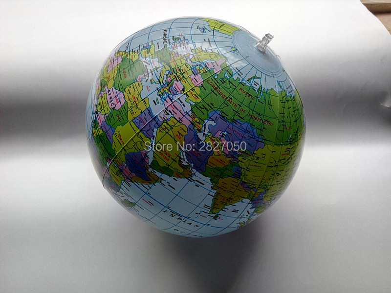 inflate globe map inflatable earth world teacher beach ball geography detailed illustration toy in toy balls from toys hobbies on aliexpresscom alibaba