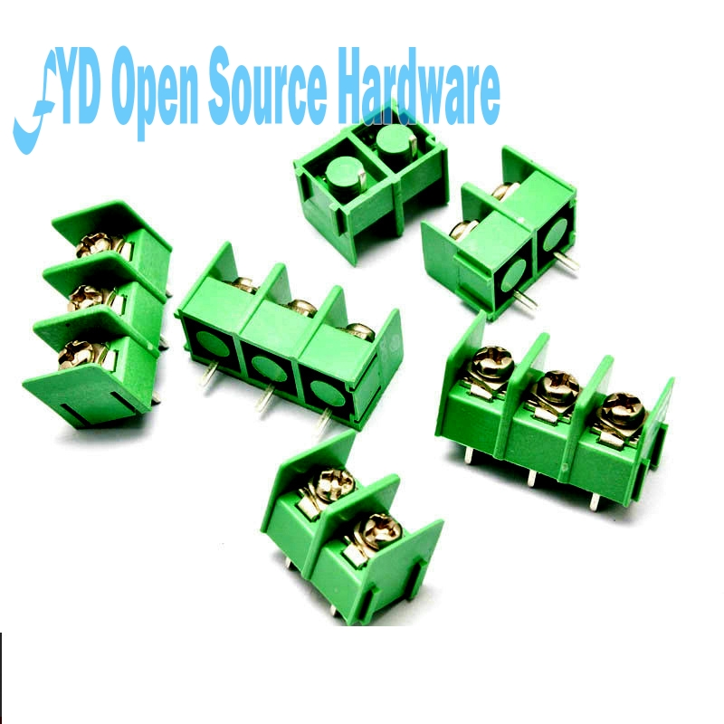 KF8500 Can Be Stitched 8.5MM Terminal Blocks PCB Terminal 300V 10A Terminal 2-10P  10PCS/LOT