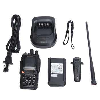 Wouxun KG-UV8D Plus Walkie Talkie Duplex Cross Band Repeater 999 Channels Multi functional DTMF VHF UHF Dual Band Two way Radio