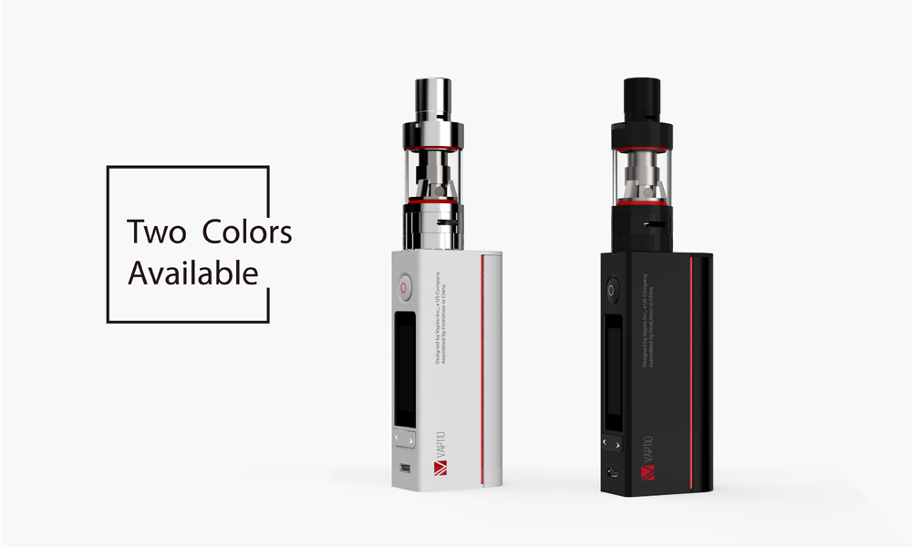 Screen Vaptio S75 Vaporizer 4