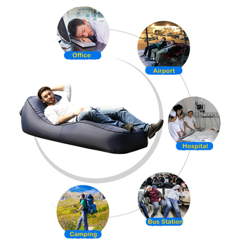 Inflatable Sofa 1