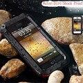 Водонепроницаемый Противоударный Алюминиевый Case Cover Case Для iphone7/7 Плюс Case Броня Защитная