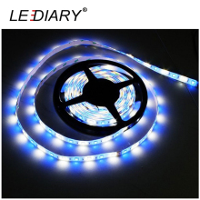 LEDIARY IP65 300LED Strip Light 5050 5M 12V Waterproof Christmas/Party/Wedding Decoration Lights  RGB+Warm/Cold White Strip Only