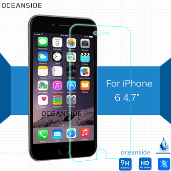 2Pcs For Apple iphone 6 Tempered glass Screen Protector Safety Cover Film on I6 Iphone6 A1549 A1586 A1589 4.7 inch image