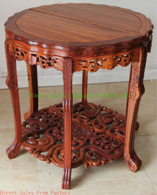 Chinese Classical Mahogany Furniture Rosewood Furniture Wood Console Table Living Room Furniture Chinese Style Table Tradition