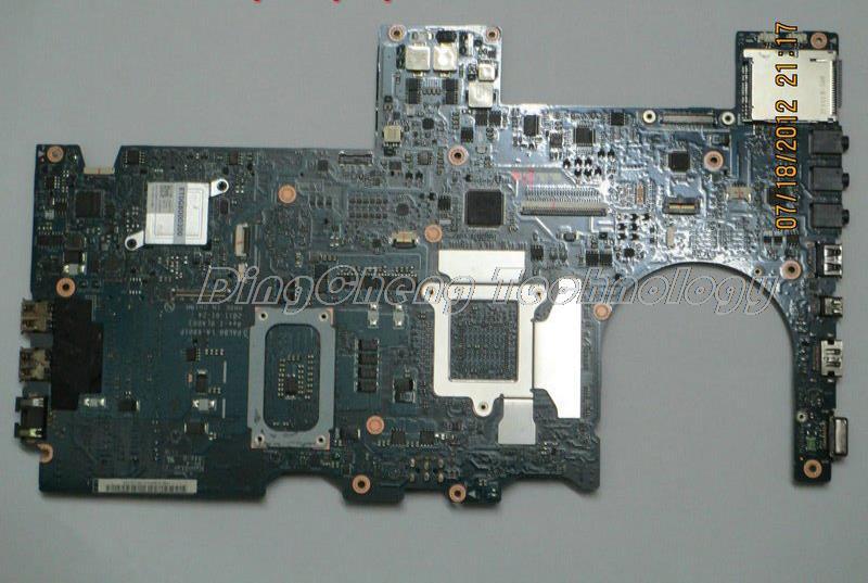 SHELI laptop Motherboard for dell Alienware M14X R1 0XYCJJ CN-0XYCJJ LA-6801P for intel cpu with non-integrated graphics card