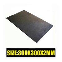 Sanying kit langlebig K200 Schwarz Farbe Kydex Messer Mantel Material, für DIY Messer mantel KYDEX plank