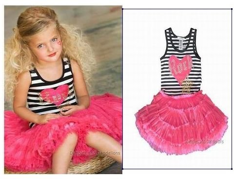 43ecb4ea0422 baby girls cute striped T shirt+skirt suits baby clothes 12pcs lot ...