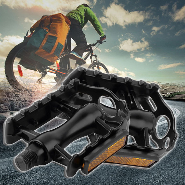 Ultralight Alloy Bicycle Pedales Bicicleta Outdoor Cycling MTB Bike Pedal Bearings Mountain Bike Road Bicycles Pedals Parts