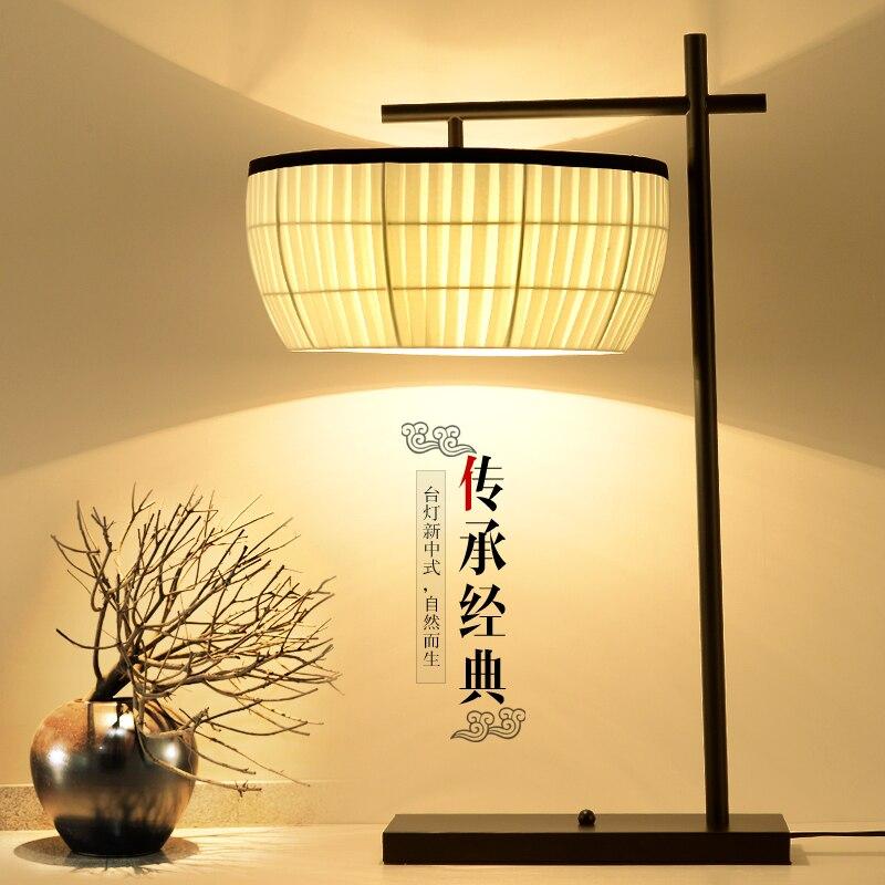 Modern simple new Floor Lamps bedroom bedside creative living room classical LED desk lamp study model room desk LU621 ZL493