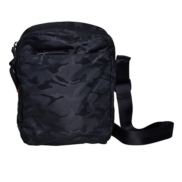 678a5b55ece216 Li-Ning Men Solid Color Camouflage One Shoulder Bag Polyester  Multi-functional Messenger bags LiNing Sports Bags ABDM005