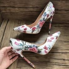Sexy Zapatos de Mujer de Color mixto de bombas de fiesta de moda Zapatos de  Mujer punta serpiente grano alta tacón baja Mujer ta. f1a885254404