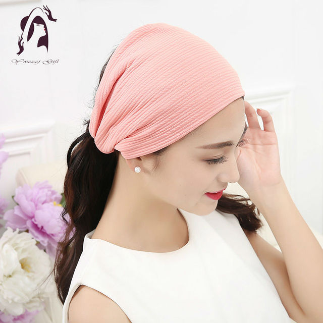 Cotton Elastic Headband
