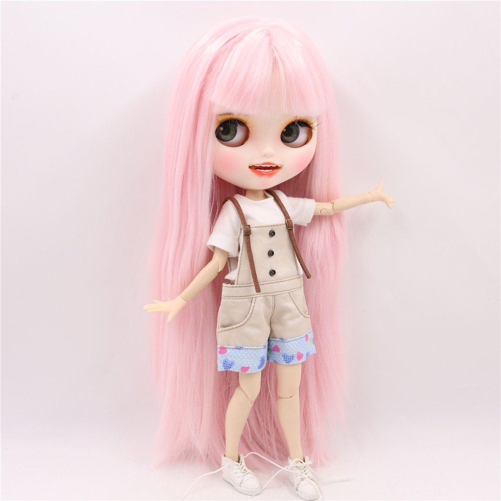 Elinor - Premium Custom Blythe Doll with Smiling Face 5