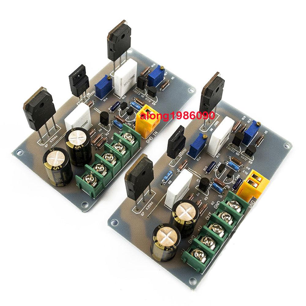 ZEROZONE assemblé Hifi A30 Pure classe A amplificateur FET haute intensité 30 W + 30 W L6 23-in Amplificateur from Electronique    1