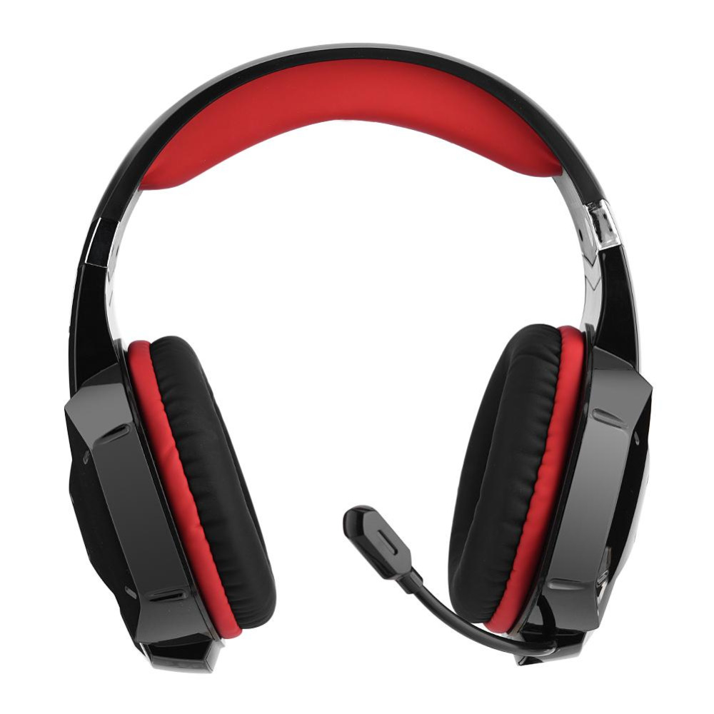 Gaming Headphones Super Deep Bass Stereo Sound Noise Cancelling Headphones with Mic ...