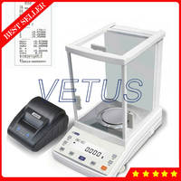 JA203SD Digital price electronic balance scale with automatic Danle textile electronic balance