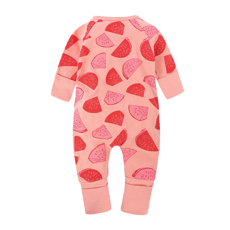 191e1a82c Buy Baby Watermelon Climb Clothing Romper Clothing Baby Long Sleeve ...
