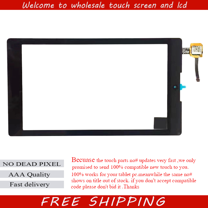 New 7'' inch Tablet Capacitive Touch Screen Replacement For 80701-0C5705A Digitizer External screen Sensor Free Shipping 10pcs lot free shipping 9 inch quad core tablet epworth w960 xn1352v1 dedicated touch screen capacitive screen external screen