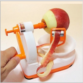 New Arrive Fashion Convenient Apple Pitter Creative Fruits Tools Peeler Free Shipping