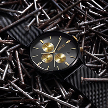 2017 мужские наручные часы мужчин Slim кварцевые наручные часы из нержавеющей стали сетка Группа золотые часы мужской Relogio сайт hodinky 61