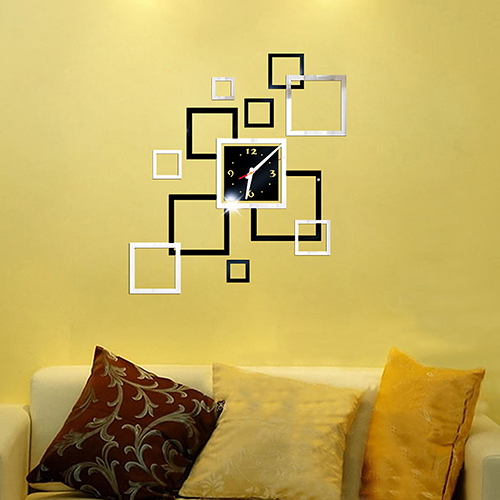 room bedroom kitchen wall stickers home decor from reliable mirror