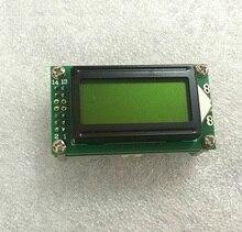 Medida do verificador do contador da frequência de 1 mhz 1.2 ghz para o rádio do presunto