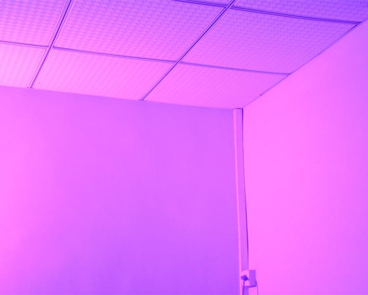 Led Voice Sound Control Flicker Stage Lamp Ktv Flash Strobe Lamp Laser Light Energy Saving Commercial Lighting