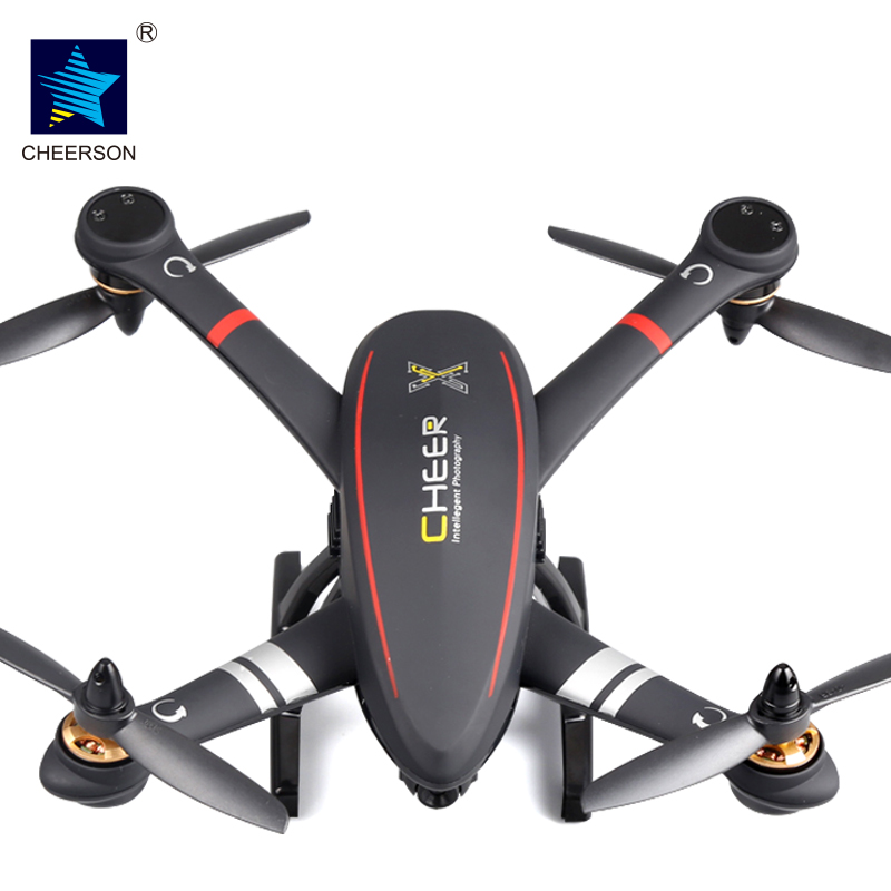 Cheerson CX-23 Mini Drone With Camera HD Brushless RC Quadrocopter Selfie Helicopter Aircraft OSD GPS 5.8G FPV Dron BM88