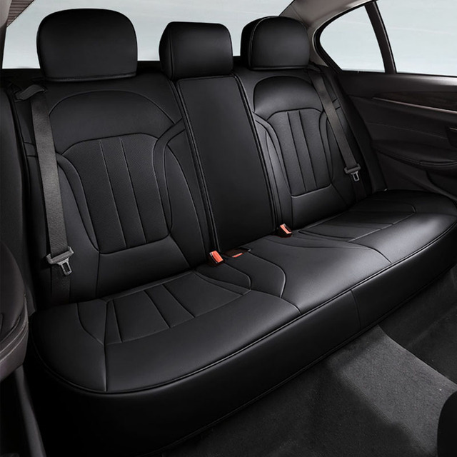 Yuzhe coche asiento de cuero genuino para kia sportage 2018 4 cerato k3 carnaval rio k2 3 4 optima Accesorios cubre un coche